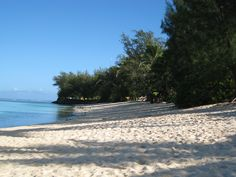 The Cook Islands are right near Tahiti but they speak English and it's less expensive.