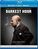 Darkest Hour [Blu-ray]: Movies TV Best Sellers  Darkest Hour [Blu-ray] Gary Oldman (Actor) Kristin Scott Thomas (Actor) Joe Wright (Director)|Rated:PG-13 (Parents Strongly Cautioned)|Format: Blu-ray (1768)  Buy new: $22.98 $9.99 48 used & new from $4.99  (Visit the Best Sellers in Movies & TV list for authoritative information on this product's current rank.)