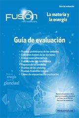 ScienceFusion Spanish