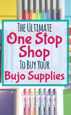The Ultimate One Stop Shop for Bullet Journal Supplies - Planning Mindfully Bullet Journal Tools, Bullet Journal For Beginners, Bullet Journal Printables, Bullet Journal How To Start A, Bullet Journal Junkies, Journal Template, Bullet Journal Spread, Bullet Journal Layout, Bullet Journal Inspiration