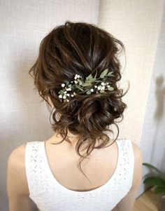 Wedding hairstyles updo brown brides 18 New Ideas #wedding #hairstyles