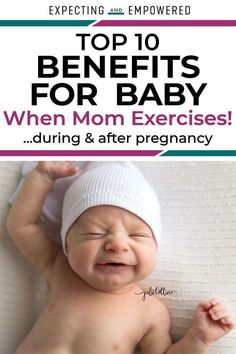 Top 10 benefits for baby when Mom exercises during and after pregnancy Pregnancy Announcement, Pregnancy Early Exercise While Pregnant, Exercise During Pregnancy, Trimesters Of Pregnancy, After Pregnancy, Pregnancy Workout, Pregnancy Fitness, Pregnancy Memes, Pregnancy Tips, Pregnancy Style