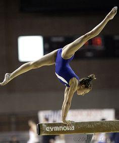 gymnastics has always been my broken dream