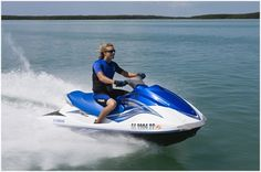 Jet Skiing is like riding a motorcycle on the water.  Go to www.YourTravelVideos.com or just click on photo for home videos and much more on sites like this.