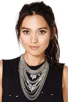 Collar de NastyGal.com [FOTOS]   ActitudFEM