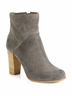 Coclico Bayley Suede Ankle Boots #PinToWin