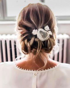 Svatební účes | Jitka Pohanka Stylist/Make-up artist | Svatba.cz Bobbi Brown, Nars, Make Up, Stylists, Hairstyle, Artist, Fashion, Hair Job, Moda