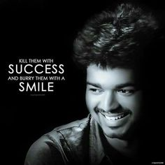 Succeed with ur smile. Actor Quotes, Rapper Quotes, Actor Picture, Actor Photo, Year Quotes, Life Quotes, Qoutes, Best Friend Captions, Filmy Quotes