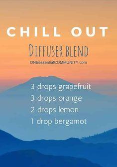 Chill out - de-stress
