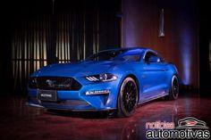 O Ford Mustang 2018 em sua atual geração, finalmente está chegando ao mercado brasileiro. Em primeira apresentação no Brasil, ocorrida no Jockey Club de São Paulo, o muscle car americano chega com pompa de quem tem história para contar. Mas, por ora, a Ford apenas apresenta o bólido sem dar muitos detalhes.