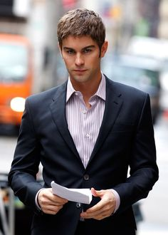 Nate Archibald - i want to marry him a. because he's handsome, b. because his last name's archibald