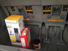 Hay espacio para todo y para todos en la Toyota Sienna #DePaseoConMama #HolidayRoadTrip @toyotausa
