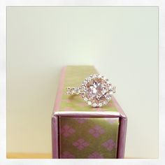 Dreaming of a rose gold and morganite engagement ring? deBebians Fine Jewelry offers a wonderful collection.