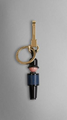 Burberry Policeman Key Charm on shopstyle.com