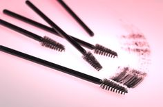 Mascara Wands  *A high concentration of bristles for curling and for coating lashes  *Disposable  *Sanitary  (#AC12DM, AC50DM, AC108DM, AC504DM, AC1008DM)