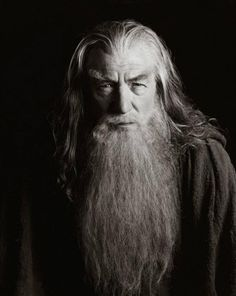 Ian Murray McKellen (Gandalf, El Señor de los Anillos / The Lord of the Rings)