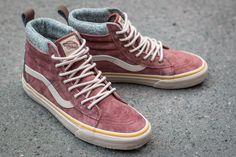 Vans Sk8-Hi MTE DX Cappuccino/ Hummus pour le meilleur prix 66 € acheter sur Footshop