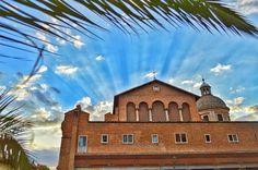 """Basilica Sunset"" - Basilica del Santi Giovanni e Paolo - Roma  #photobydperry ##wp #loves_united_europe #Italia_super_pics #ig_italy #ig_rome #pocket_family #spgitaly #igerslazio #loves_united_italia #ilikeitaly #italia_dev #pocket_Italy #gallery_of_all #total_Italy #loves_united_team #yallerslazio  #italy_hidden_gem #igw_italy #fdnf #lazio #ig_lazio_  #ig_lazio #nikontoday #unlimitedrome #my_rome #thehub_italia #super_roma_channel #lazio_illife #rome"