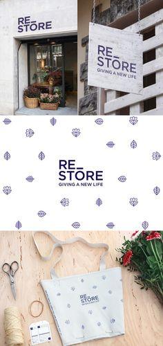 RE_STORE by Laura Aguilar Casado, Loreley Videla, Laura Planas & ElisavaPack