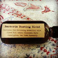 Fresh Picked Beauty: Bacteria Busting Hand Sanitizer