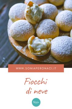 Italian Cake, Best Italian Recipes, Something Sweet, Recipe Boards, Muffin, Good Food, Food And Drink, Sweets, Bread