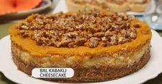 Nurselin Evi'nin mutfağında Bal Kabaklı Cheesecake tarifi hazırlandı.