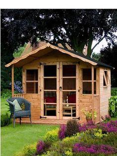 12 X 8ft Cotswold Summerhouse