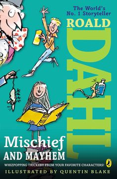 Find pranks, tricks, mischief, and more in this ideal companion book to #RoaldDahl's beloved novels!
