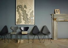 The Home of Fritz Hansen in Milan - NordicDesign