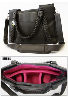 OMG! Totally in love with these camera bags:) They are all so beautiful...I can't pick which one is my favorite :/