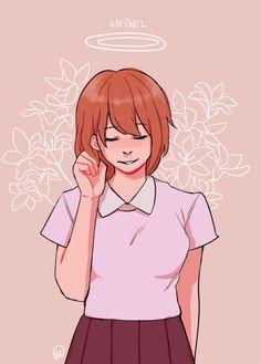 Hinami ;--; - Ela sofreu tanto na infância tadinha   Tokyo Ghoul