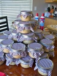 Simple Country Baby Shower
