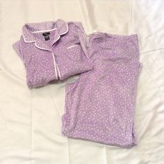 Pajamas with elastic in the waste This cute pair of PJs are so soft never worn Aria Intimates & Sleepwear Pajamas