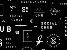 SC designed by Yossi Belkin. Connect with them on Dribbble; 2 Logo, Typography Logo, Graphic Design Typography, Logo Branding, Lettering, Minimal Logo Design, Corporate Design, Brand Identity Design, Branding Design
