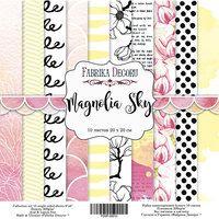 Heidin Korttipaja Paperikko, Magnolia Sky, 8'x8', 10sivua, 3,60 e
