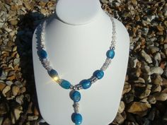 Necklace & Earrings  Divine  Showoffjewels by showoffjewels, £279.00