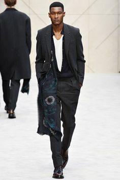 Burberry Prorsum – Autumn/Winter 2014-15 Menswear – London (Vogue.com UK)