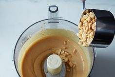 How to Make Any Nut Butter Without a Recipe -- who knew it was this easy? Definitely try this (and the awesome add-in ideas, too -- cacao powder, vanilla, shredded coconut, ginger ...)