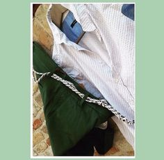 GREEN Outfit #SS15 #Saldi