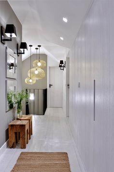 Arch. Martin Frank Entrance, Arch, Hallways, House Ideas, Inspiration, Furniture, Bathroom, Home Decor, Home Ideas