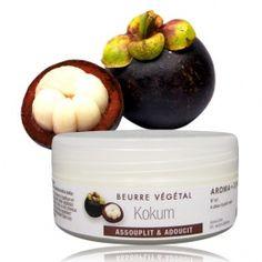 Beurre de Kokum / Manteca de kokum / Kokum butter...Rare, ce beurre exotique permet d'obtenir aisément des textures fondantes agréables et possède d'excellentes qualités d'agent émollient. Il laisse la peau douce tout en ne laissant pas de film gras sur la peau.