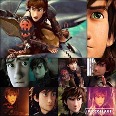 Can we just take a moment to realize how massively handsome Hiccup really is