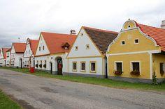 Česko, Holašovice - Vesnická památková rezervace