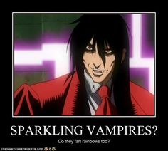 Alucard's Reaction by cloudfan.deviantart.com on @deviantART | I'm dieing XD