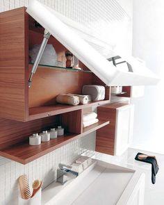 33 Cool Makeup Storage Ideas   Shelterness