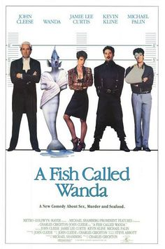 A Fish Called Wanda (1988)...