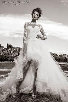 aed6e8ecee10 Alessandro Angelozzi Couture Bridal 2015