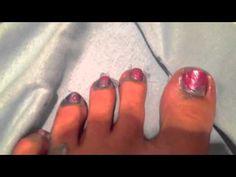 NAIL TUTORIAL! - YouTube Miranda Sings, Nail Tutorials, Ticket, Twitter, Nails, Youtube, Finger Nails, Ongles, Nail Art Tutorials