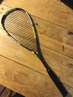 Eye Squash Racket Racquet V.Lite 115 Control Tecnifibre Dnamx String - http://sports.goshoppins.com/tennis-racquet-sports-equipment/eye-squash-racket-racquet-v-lite-115-control-tecnifibre-dnamx-string/