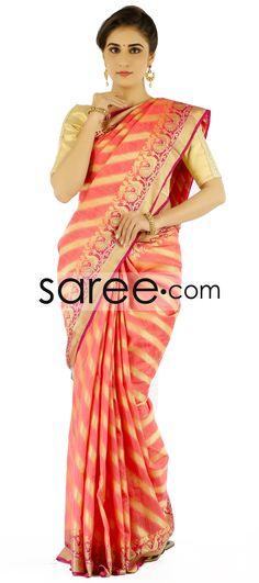 PEACH PATOLA SAREE-BY ASOPALAV  #Saree #GeorgetteSarees #IndianSaree #Sarees  #SilkSarees #PartywearSarees #RegularwearSarees #officeWearSarees #WeddingSarees #BuyOnline #OnlieSarees #NetSarees #ChiffonSarees #DesignerSarees #SareeFashion